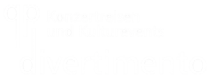 Logo Divertimento inverted
