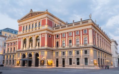 Neujahrskonzert im Musikverein Wien 2021