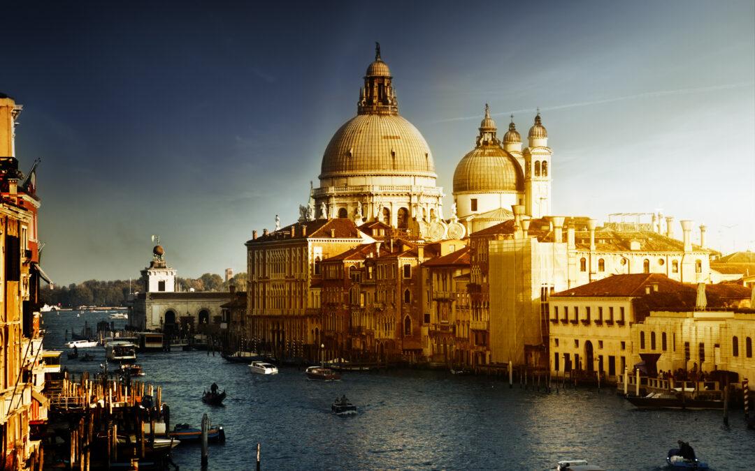 Grandios, Morbid, Einmalig – Venedig